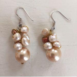Jewelry - Pearly Earrings